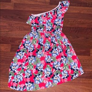 flowered dress!